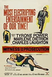Subtitles Witness for the Prosecution - subtitles english
