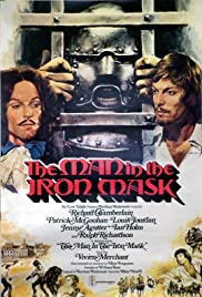 Movie download: the man in the iron mask movies.